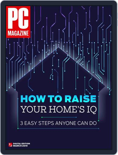 Pc (Digital) March 1st, 2019 Issue Cover