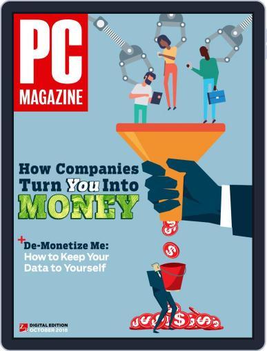 Pc September 28th, 2018 Digital Back Issue Cover