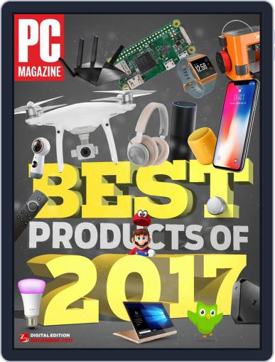 Pc (Digital) December 1st, 2017 Issue Cover