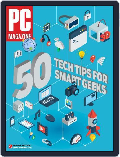 Pc November 1st, 2017 Digital Back Issue Cover