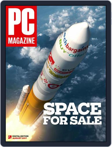 Pc (Digital) August 1st, 2017 Issue Cover