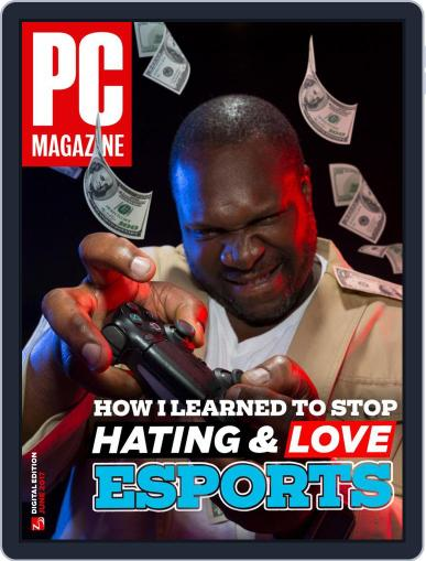 Pc (Digital) June 1st, 2017 Issue Cover