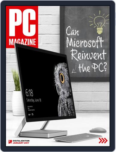 Pc (Digital) January 1st, 2017 Issue Cover