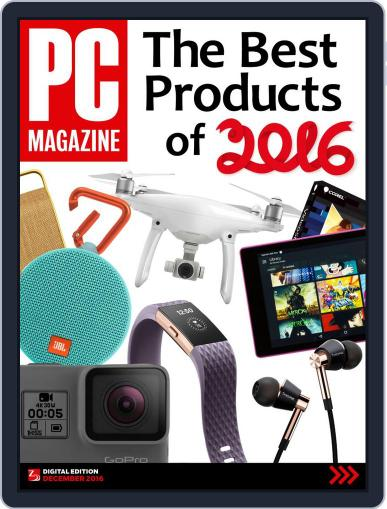 Pc (Digital) December 1st, 2016 Issue Cover