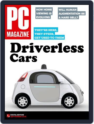 Pc (Digital) September 1st, 2016 Issue Cover