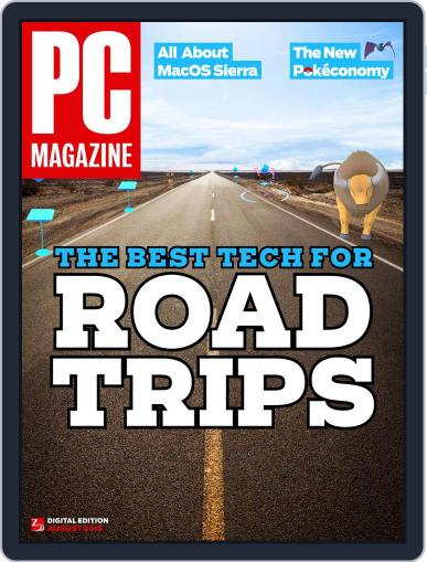Pc (Digital) July 29th, 2016 Issue Cover