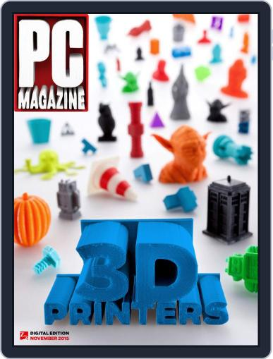 Pc October 30th, 2015 Digital Back Issue Cover