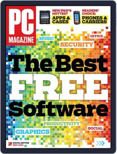 Pc April 30th, 2012 Digital Back Issue Cover