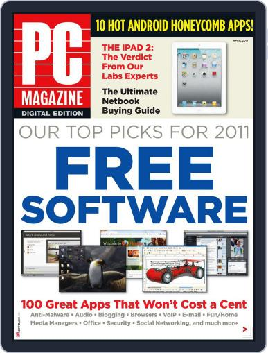 Pc (Digital) March 29th, 2011 Issue Cover