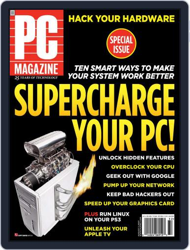Pc July 6th, 2007 Digital Back Issue Cover