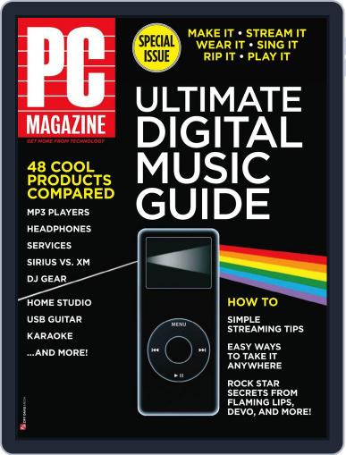 Pc (Digital) July 27th, 2006 Issue Cover