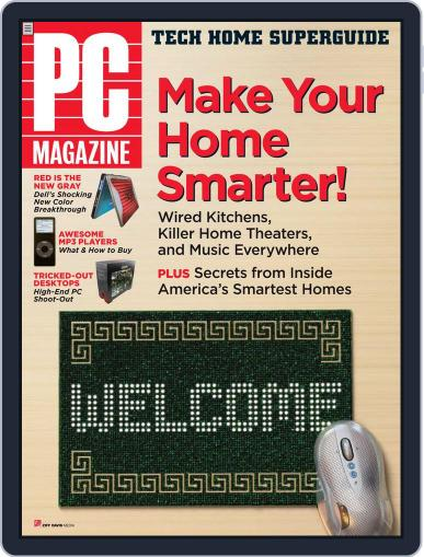 Pc (Digital) May 16th, 2006 Issue Cover