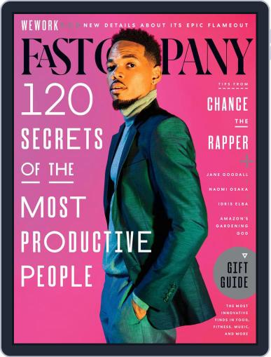 Fast Company (Digital) December 1st, 2019 Issue Cover