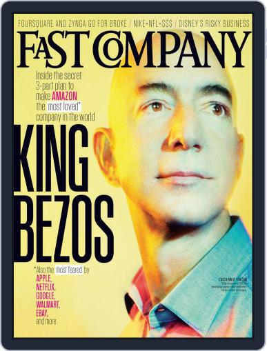 Fast Company (Digital) August 9th, 2013 Issue Cover