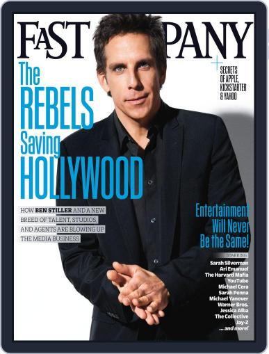 Fast Company (Digital) March 22nd, 2013 Issue Cover