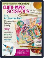 Cloth Paper Scissors (Digital) Subscription May 1st, 2018 Issue
