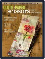 Cloth Paper Scissors (Digital) Subscription March 1st, 2016 Issue