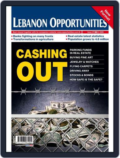 Lebanon Opportunities (Digital) January 1st, 2020 Issue Cover
