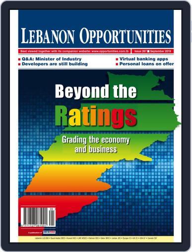 Lebanon Opportunities (Digital) September 1st, 2019 Issue Cover