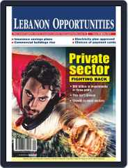 Lebanon Opportunities (Digital) Subscription May 1st, 2019 Issue