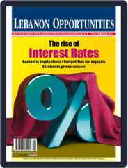 Lebanon Opportunities (Digital) Subscription August 1st, 2018 Issue