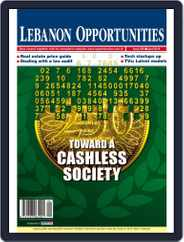 Lebanon Opportunities (Digital) Subscription April 1st, 2018 Issue