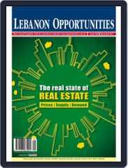 Lebanon Opportunities (Digital) Subscription December 1st, 2017 Issue