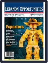 Lebanon Opportunities (Digital) Subscription November 1st, 2017 Issue