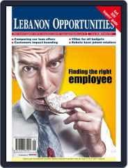 Lebanon Opportunities (Digital) Subscription October 1st, 2017 Issue