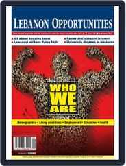 Lebanon Opportunities (Digital) Subscription September 1st, 2017 Issue