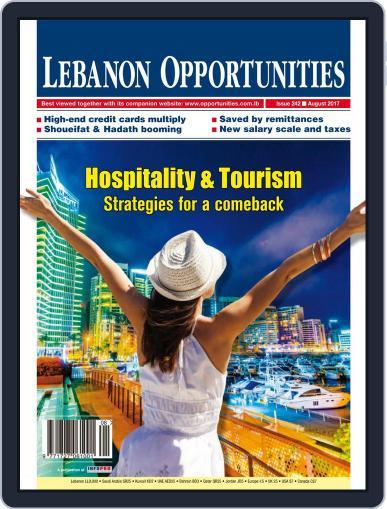 Lebanon Opportunities (Digital) August 1st, 2017 Issue Cover