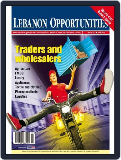 Lebanon Opportunities July 1st, 2017 Digital Back Issue Cover