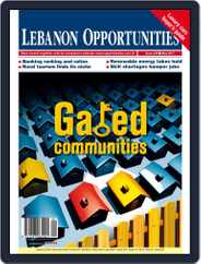 Lebanon Opportunities (Digital) Subscription May 1st, 2017 Issue