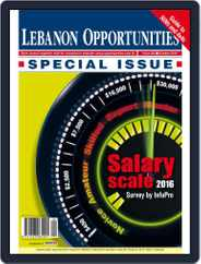 Lebanon Opportunities (Digital) Subscription October 6th, 2016 Issue