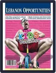 Lebanon Opportunities (Digital) Subscription September 8th, 2016 Issue