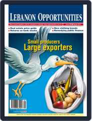 Lebanon Opportunities (Digital) Subscription August 5th, 2016 Issue