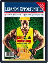 Lebanon Opportunities (Digital) Subscription July 11th, 2016 Issue
