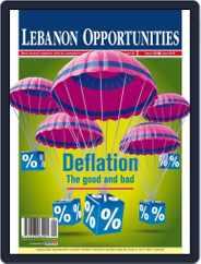 Lebanon Opportunities (Digital) Subscription June 1st, 2016 Issue