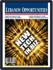 Lebanon Opportunities (Digital) Subscription April 1st, 2016 Issue