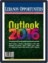 Lebanon Opportunities (Digital) Subscription January 1st, 2016 Issue