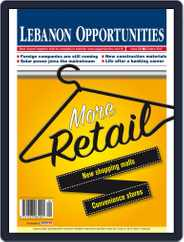 Lebanon Opportunities (Digital) Subscription October 6th, 2015 Issue