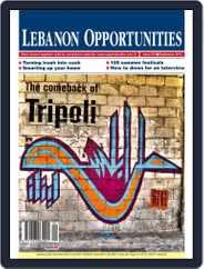 Lebanon Opportunities (Digital) Subscription September 14th, 2015 Issue