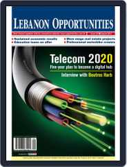 Lebanon Opportunities (Digital) Subscription August 4th, 2015 Issue