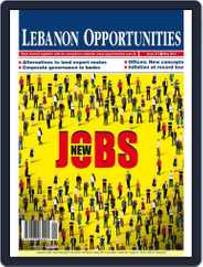 Lebanon Opportunities (Digital) Subscription May 1st, 2015 Issue