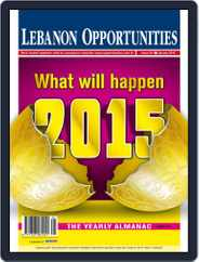 Lebanon Opportunities (Digital) Subscription January 4th, 2015 Issue