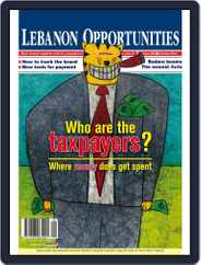 Lebanon Opportunities (Digital) Subscription October 6th, 2014 Issue
