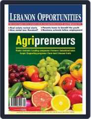 Lebanon Opportunities (Digital) Subscription September 8th, 2014 Issue