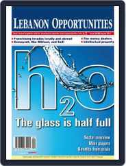 Lebanon Opportunities (Digital) Subscription August 4th, 2014 Issue