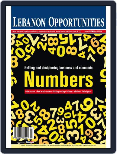 Lebanon Opportunities (Digital) April 5th, 2014 Issue Cover