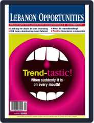 Lebanon Opportunities (Digital) Subscription March 6th, 2014 Issue